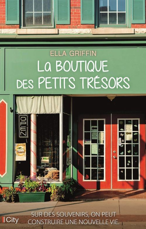 La boutique des petits trésors  - Ella Griffin