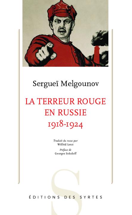 La terreur rouge en Russie 1918-1924