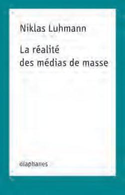 La réalité des médias de masse