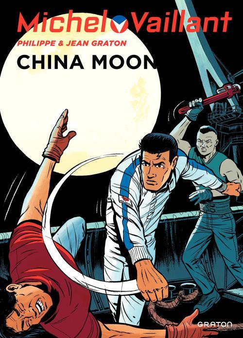 Michel Vaillant - tome 68 - China moon
