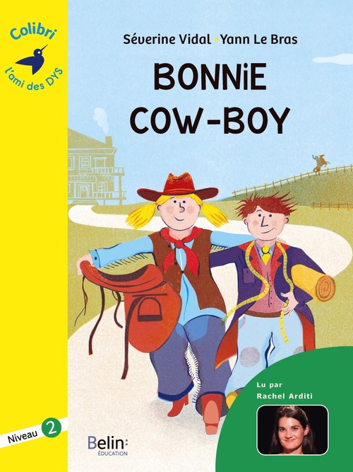 Bonnie cow-boy