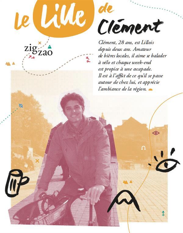 Le Lille de Clément - carnet d'experiences