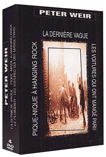 Peter Weir : La dernière vague + Pique-nique à Hanging Rock + Le plombier + Les voitures qui ont mangé Paris