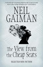 Vente Livre Numérique : The View from the Cheap Seats  - Neil Gaiman