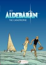 Vente EBooks : Aldebaran T.1 ; the catastrophe  - Léo