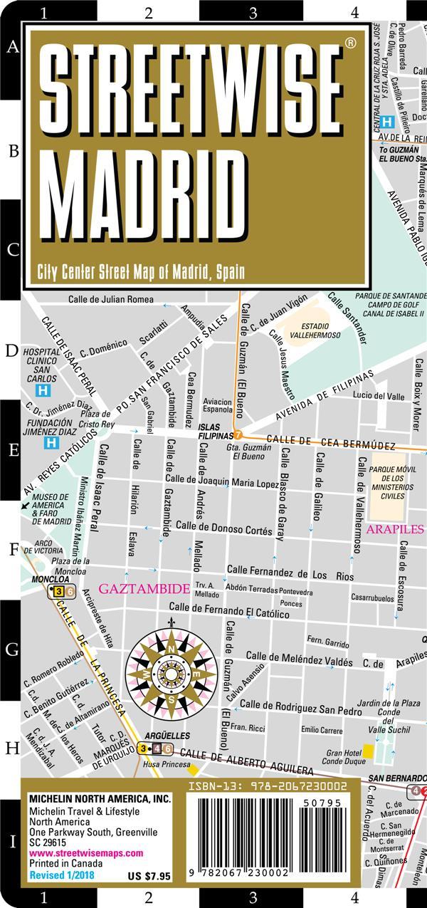 Streetwise Madrid