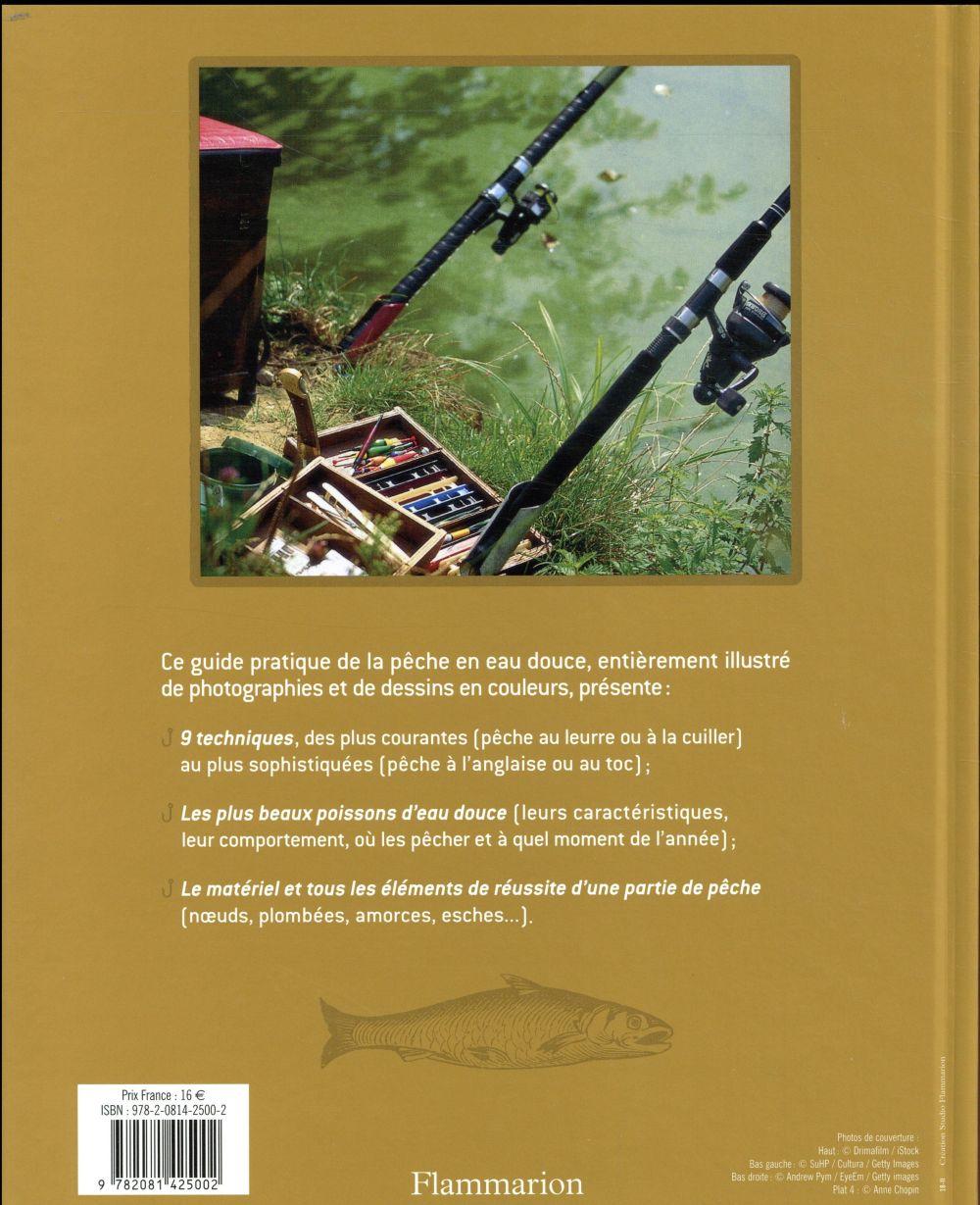 Le nouveau livre de la pêche ; toutes les techniques de base en eau douce