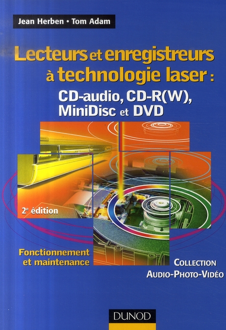 Lecteurs à technologie laser (2e édition)