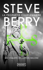 Couverture de La prophétie charlemagne