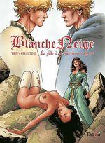Blanche-Neige t.3 ; la fille à la chevelure magique