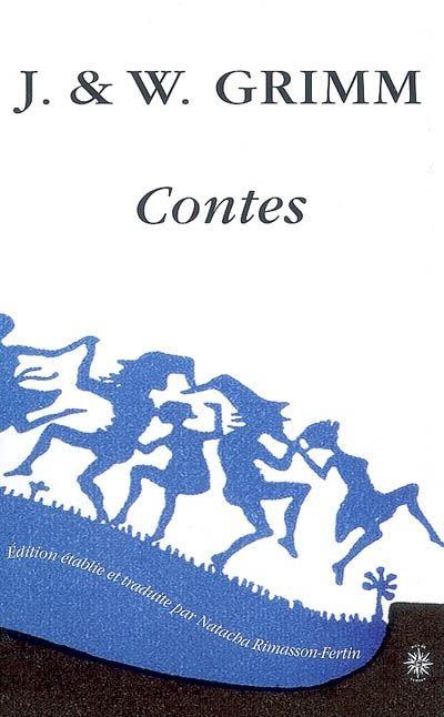 Les contes de Grimm t.1 et t.2 ; coffret