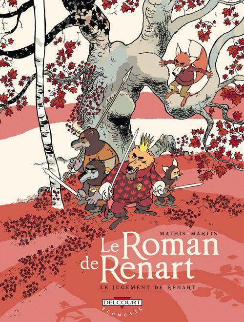 Le roman de Renart t.3 ; le jugement de Renart