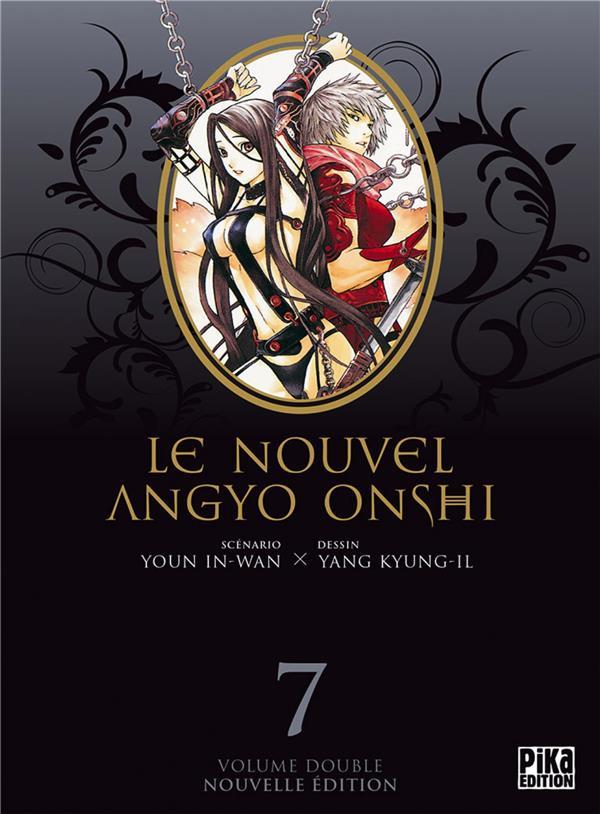 Le nouvel Angyo Onshi ; INTEGRALE VOL.7 ; T.13 ET T.14