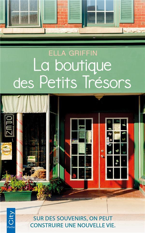 La boutique des petits trésors : sur des souvenirs, on peut construire une nouvelle vie