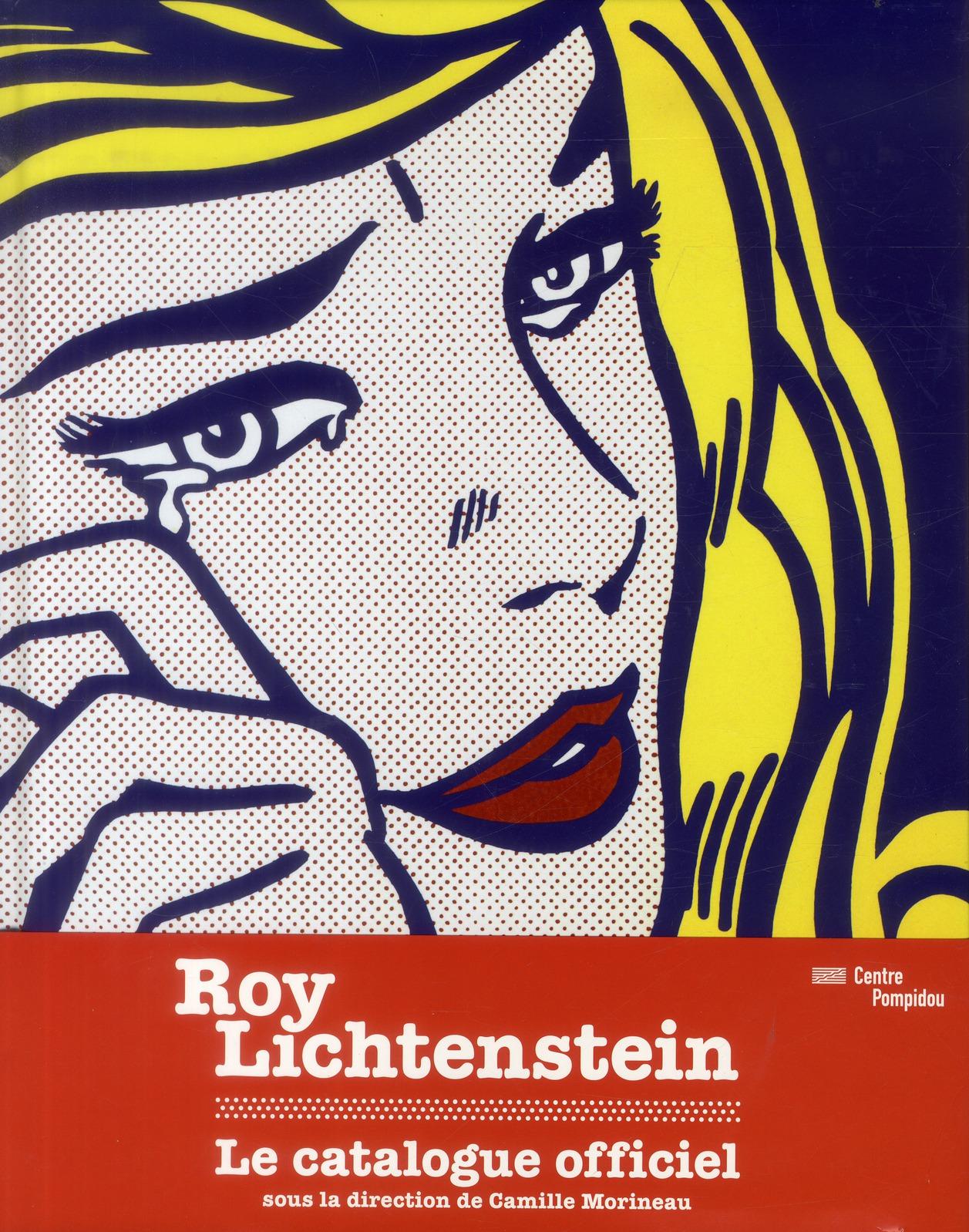 - ROY LICHTENSTEIN - CATALOGUE EXPOSITION