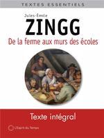 Jules-Emile Zingg : des décors peints des écoles au dernier peintre agricole