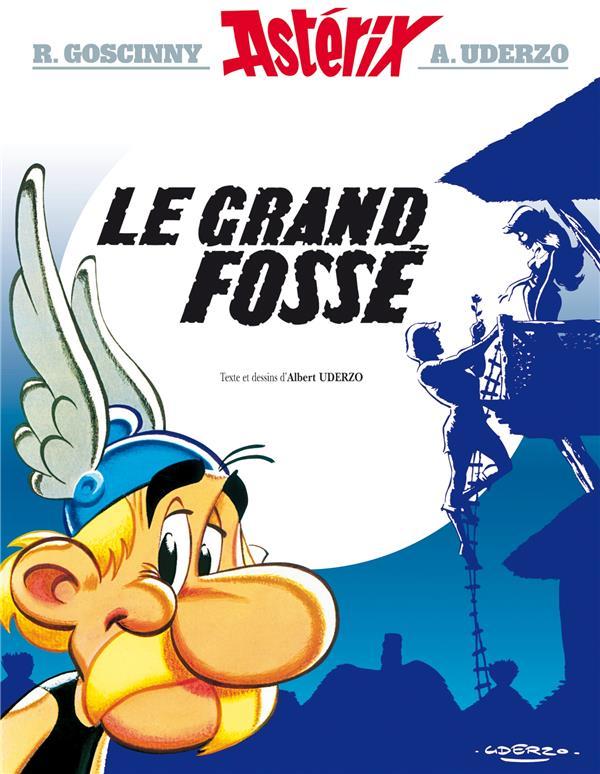 Asterix T.25 ; Le Grand Fosse