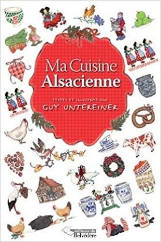 ma cuisine alsacienne
