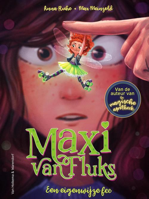 Maxi van Fluks - Een eigenwijze fee