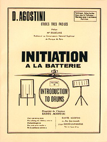 Initiation A La Batterie