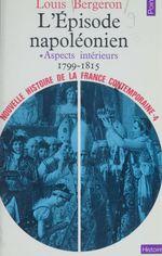 Nouvelle histoire de la France contemporaine (4)  - Louis BERGERON - Andre Palluel-Guillard - Jacques Lovie