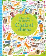Vente Livre Numérique : Chats et chiens - Cherche et trouve  - Kirsteen Robson - Gareth Lucas