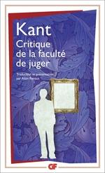 Vente EBooks : Critique de la faculté de juger  - Emmanuel KANT