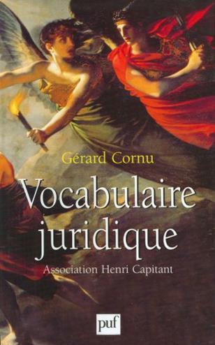 Vocabulaire Juridique (8e Edition)