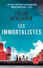 Couverture de Les immortalistes