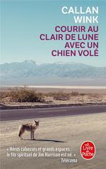 Couverture de Courir Au Clair De Lune Avec Un Chien Vole
