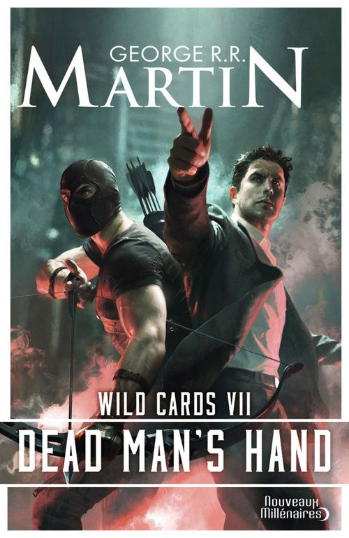 Wild cards - 7 - dead man's hand