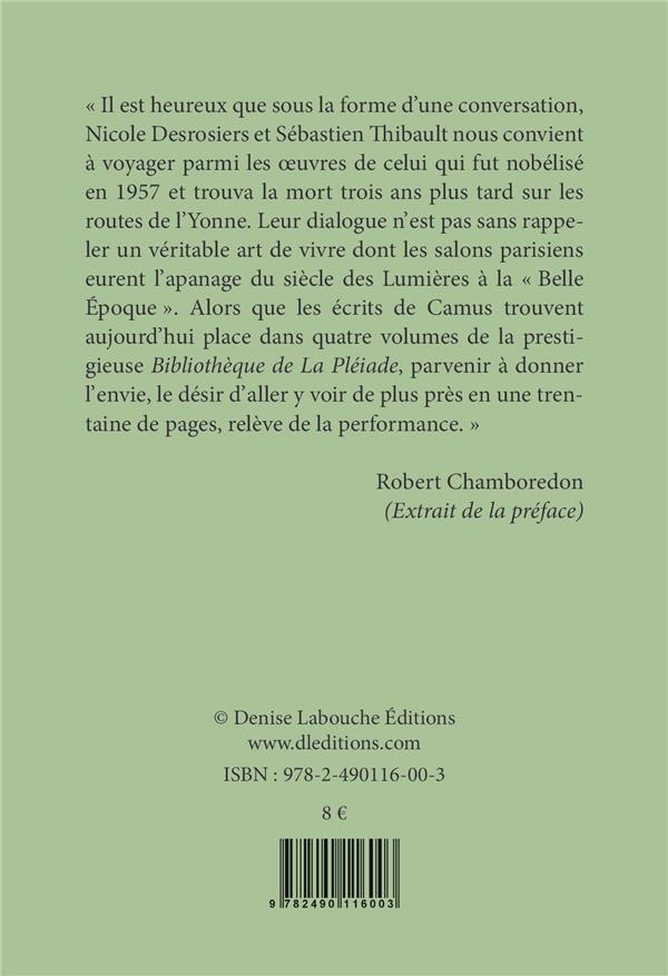 Albert Camus parmi les hommes