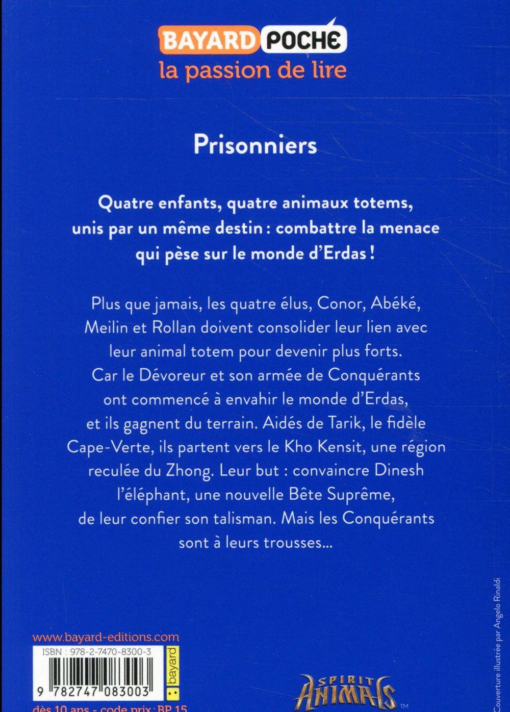 Animal Tatoo - saison 1 t.3 ; prisonniers