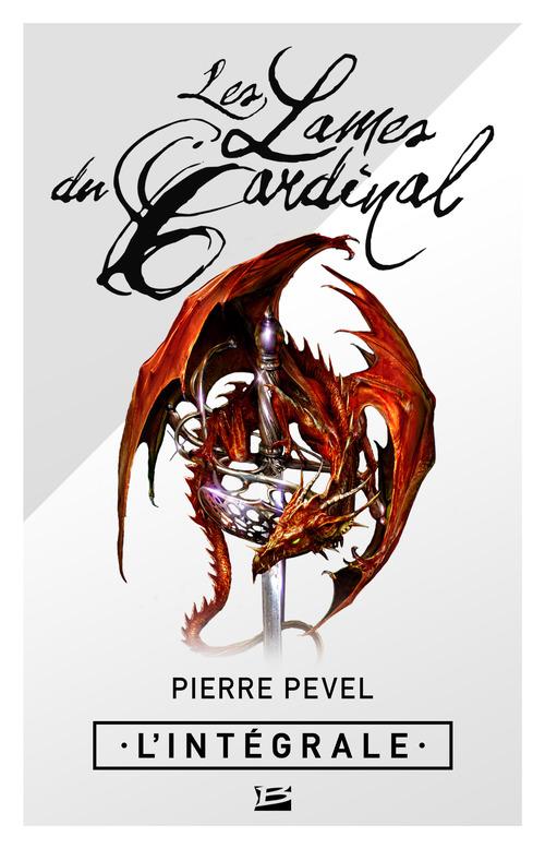 Les lames du cardinal ; INTEGRALE T.1 A T.3