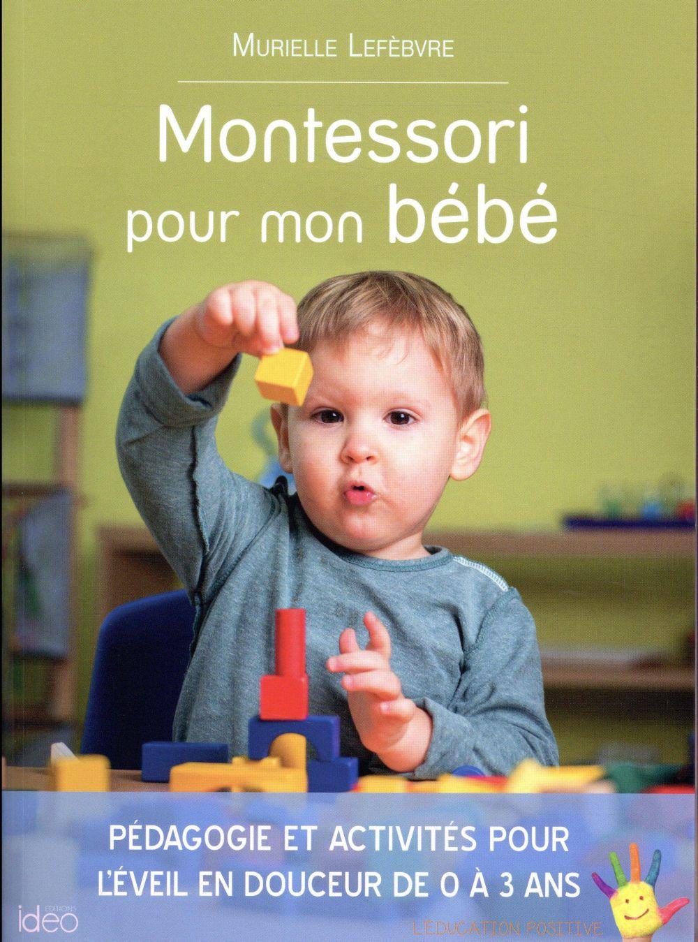 Montessori pour mon bébé
