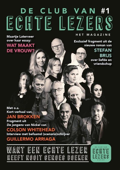 De Club van de Echte Lezers Magazine