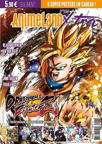 Animeland X-tra n.48