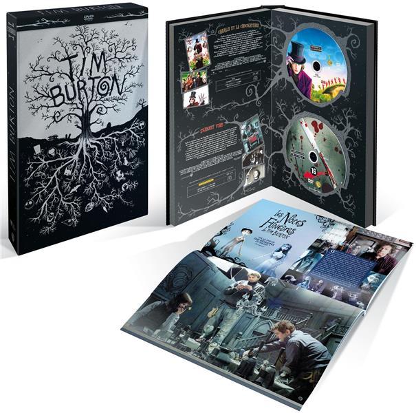 Tim Burton - L'intégrale (19 films)