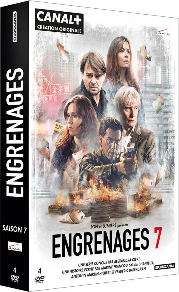 Engrenages - Saison 7