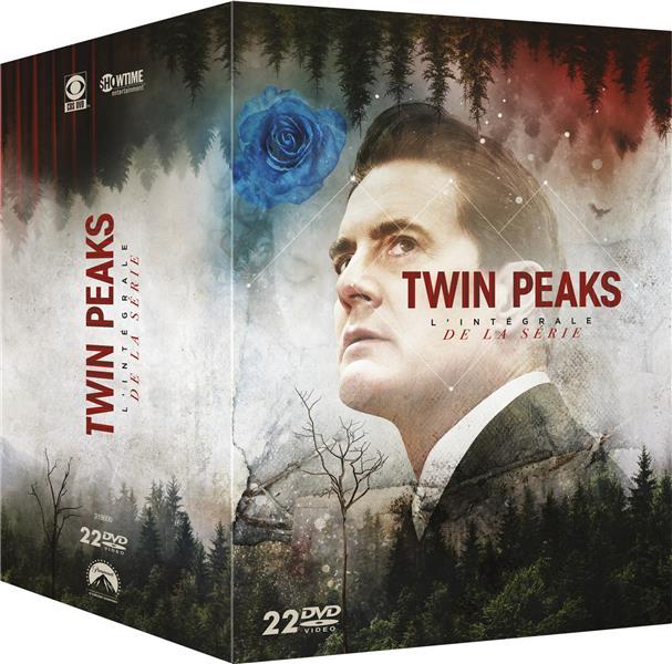 coffret intégrale Twin Peaks