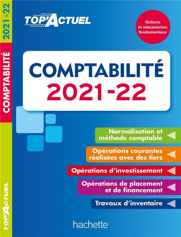 Top'actuel ; comptabilité (édition 2021/2022)