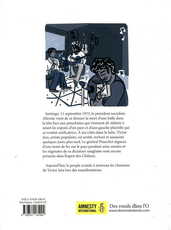 Victor Jara ; la voix du peuple