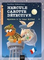 Vente EBooks : Hercule Carotte - Mystère à la tour Eiffel CP/CE1 6/7 ans  - Pascal Brissy