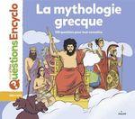 Vente EBooks : La mythologie grecque  - Sandrine Mirza