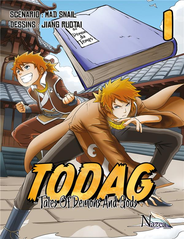 TODAG ; tales of demons and gods T.1