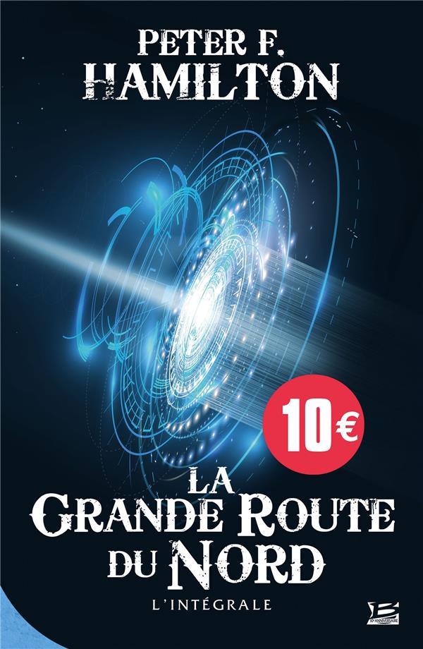 LA GRANDE ROUTE DU NORD  -  INTEGRALE T.1 ET T.2