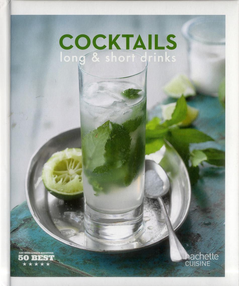 Cocktails ; long & short drinks