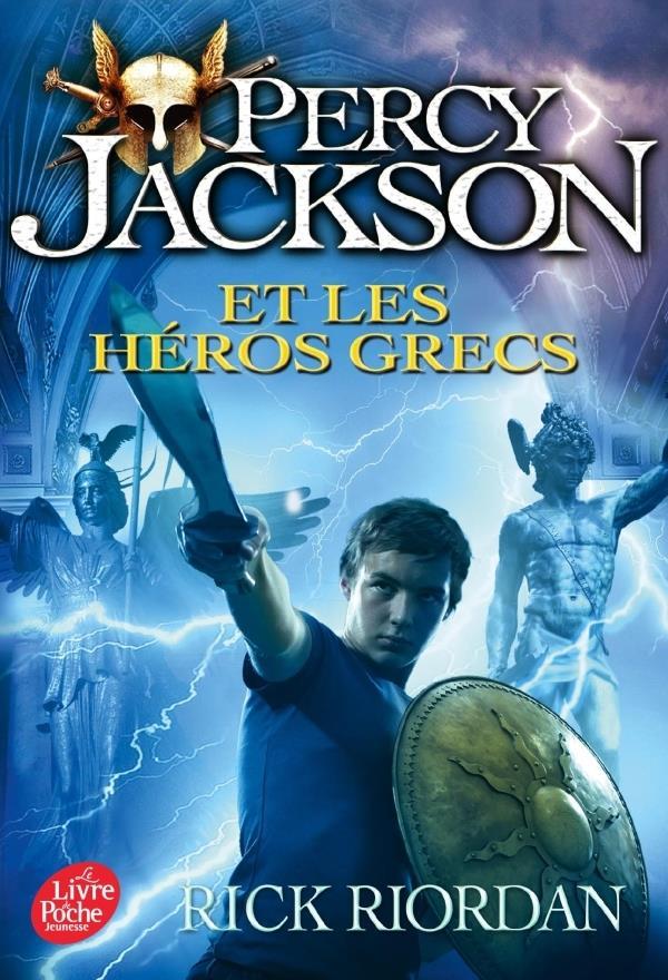 Percy Jackson T.7 ; Percy Jackson et les héros grecs