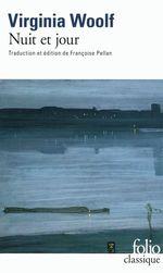 Vente Livre Numérique : Nuit et jour (édition enrichie)  - Virginia Woolf