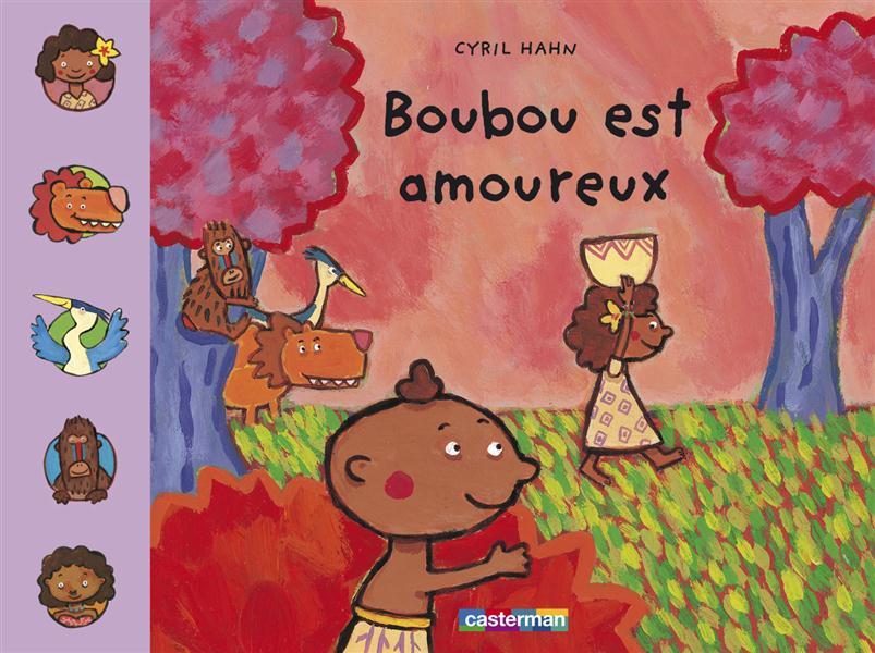 Boubou t.8 ; Boubou est amoureux